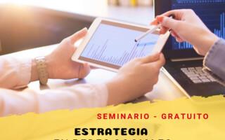SEMINARIO DE ESTRATEGIAS