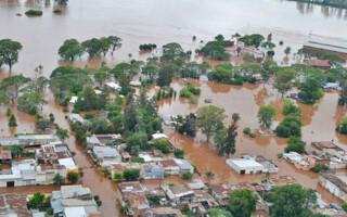 Un club matancero recolecta donaciones para los afectados por las inundaciones en Chaco