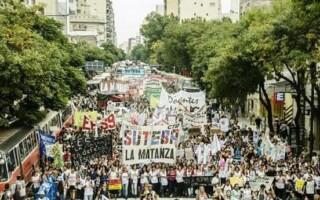 San Justo: SUTEBA repudia las mesas educativas de la gobernadora Vidal
