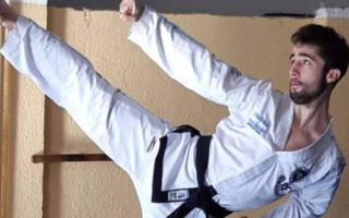 Un taekwondista matancero busca ayuda para financiar su viaje al Mundial de Alemania