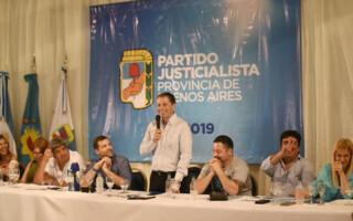 En La Matanza, se realiza el Congreso del PJ bonaerense