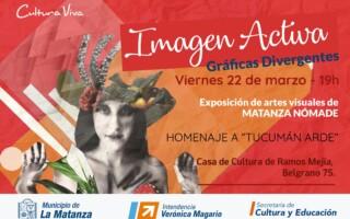 """Imagen Activa inaugura su 3ª temporada         con la  muestra """"Gráficas Divergentes"""""""