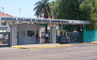 San Justo: el Hospital Italiano realizó una campaña gratuita para detectar el Glaucoma