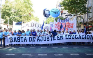 """Desde SUTEBA Matanza aseguran que hubo un """"alto acatamiento al paro"""" y piden continuar con el plan de lucha"""