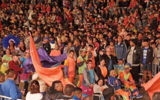 """Los """"Carnavales de la Alegría 2019"""" se vivieron en González Catán"""