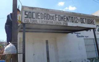 Un club barrial de Isidro Casanova pide ayuda para seguir funcionando