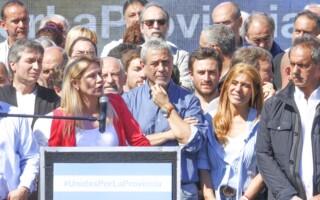 """Verónica Magario: """"En diciembre se acaba este camino que nos llevó a la inflación, la recesión y el fracaso"""""""