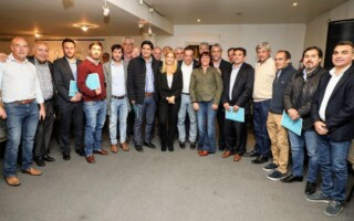Intendentes del país se reunieron en la Asamblea Ordinaria anual de la Federación Argentina de Municipios