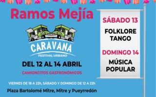 Fin de semana cultural y gastronomica en Ramos Mejia 🌭🍟🌮