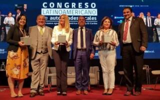 Magario representará a los intendentes latinoamericanos ante un organismo mundial de gobiernos locales