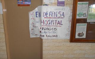 Los médicos bonaerenses se suman a la movilización de la CGT y solo atienden en guardias