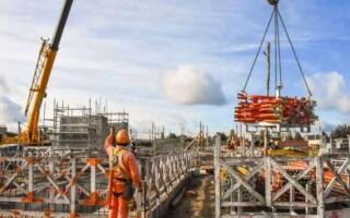 El Gobierno nacional anunció avances para nuevas obras hídricas en el Distrito por 36 millones de pesos