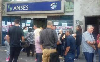 La ANSeS UDAI San Justo continúa con medidas de fuerza