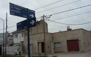 Cambió el sentido de la calle Iannone en Ramos Mejía