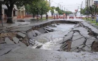 El HCD hará una sesión extraordinaria para acelerar la obra del arroyo Maldonado sobre la avenida Palacios