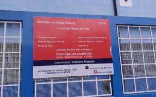 """""""Se están haciendo obras en 170 escuelas de La Matanza"""", aseguraron desde el Consejo Escolar local"""
