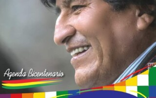 Bienvenido a la Argentina! Evo Morales Ayma