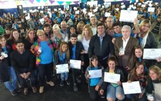 Festejo por los10 años del Programa PODES