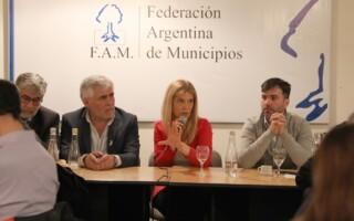 Intendentes y técnicos en economía y hacienda de los municipios argentinos se reunieron en la FAM en defensa de las autonomías municipales