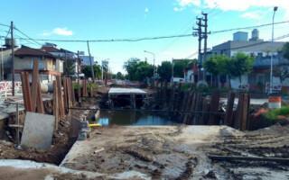 Ramos Mejía: renuevan el pedido por el entubamiento del arroyo Maldonado y el Municipio promete reanudarlo pronto