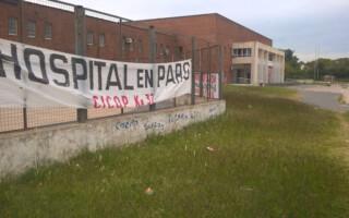 Rige un paro por 24 horas en los hospitales bonaerenses