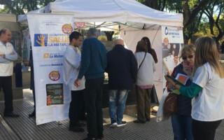 En el marco del Día Internacional de la Celiaquía, el Municipio realizó una campaña de concientización