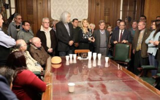 Magario y un ente de defensa del consumidor pidieron la tarifa social del agua para instituciones matanceras