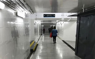 Reabrieron el túnel de la estación de Ramos Mejía