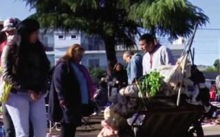 """Avance del trueque en La Matanza: """"Sentimos que volvimos al 2001"""""""
