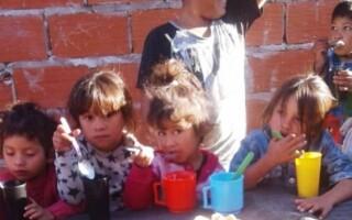 """Para que los chicos se alimenten: el comedor """"El Triunfo"""" necesita con urgencia alimentos y elementos de higiene"""