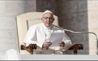 El Papa les pidió a vecinos de La Matanza que «sigan trabajando por viviendas dignas»