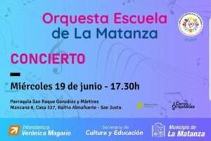 Orquesta Escuela de la Matanza