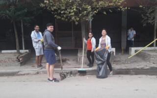 Limpiamente: una iniciativa que busca recuperar espacios