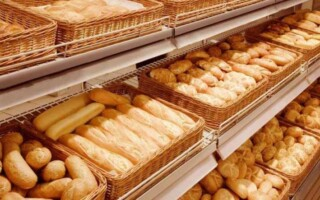 Los aumentos en los alimentos, también, se sienten en el pan