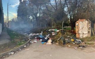 Gregorio de Laferrere: vecinos exigen la limpieza de un basural