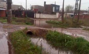 Las lluvias continúan y crecen los inconvenientes en La Matanza