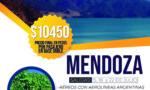 Paquete a Mendoza