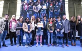 Verónica Magario encabezó la entrega de premios de la 5ta edición de la Feria de Tecnologías para la Inclusión
