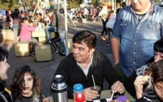 Fernando Espinoza en G. Laferrere