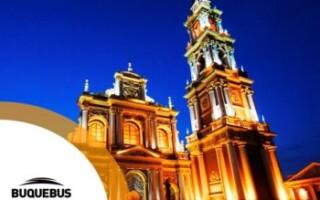 ¡Feriado de Agosto por Argentina!  Salta