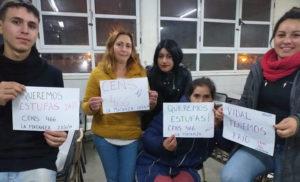 Docentes del Partido se movilizarán en protesta por escuelas sin gas y estufas