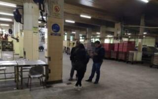 Los trabajadores de la fábrica de Mielcitas continúan su lucha