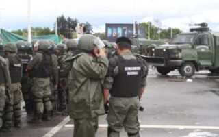 """Gendarmería en el Distrito: """"No fuimos notificados de su arribo"""", aseguraron desde el Municipio"""