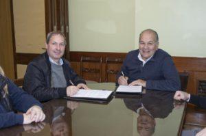 La UNLaM comenzará a cooperar con los Bomberos Voluntarios de Matanza