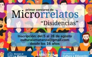 """Disidencias"" Primer Concurso de Microrrelatos"