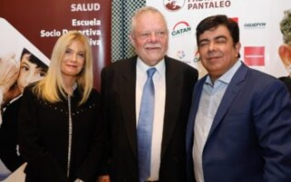 Verónica Magario participó de la Cena Anual de la Fundación Obra del Padre Mario