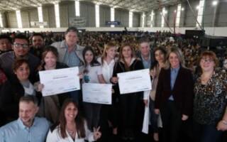 """Se entregaron certificados a trabajadores de la educación que hicieron el """"Curso de Manipulación de Alimentos"""""""