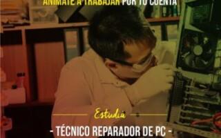 Capacitate en Técnico Reparador de PC