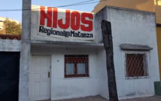 Presentaron la nueva casa de HIJOS Regional La Matanza