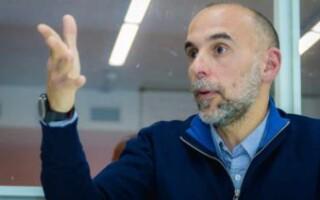 """Agustín D´Atellis: """"Estamos frente a una situación de incertidumbre absoluta"""""""